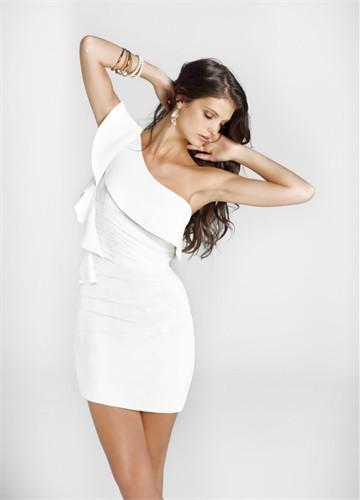 Blush Short Dress 021