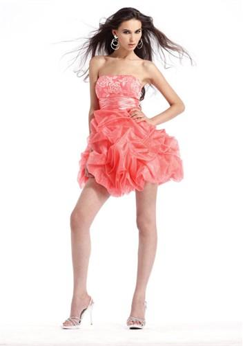 Short Formal Dress 1336