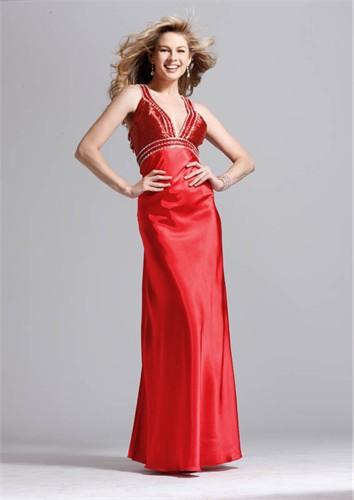 Модные вечерние платья в греческом стиле 2012.