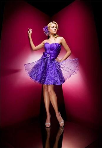Paris Prom Dress 110583