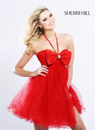 Sherri Hill prom dress 1100